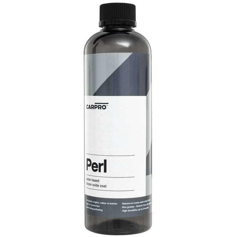 CarPro PERL Plastic Engine Rubber Leather Dressing