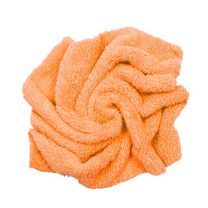 "Plush Sonic-Cut Edgeless Towel - 365GSM 16""x16"""