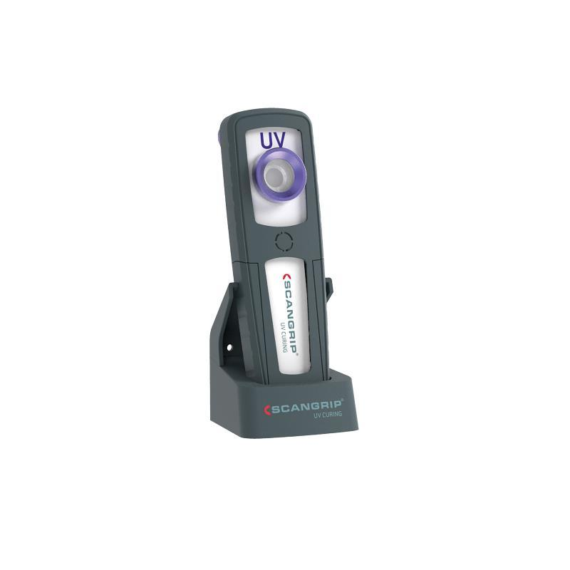 Load image into Gallery viewer, UV-LIGHT Rechargeable LED Work Light For Small/Medium Cure Areas