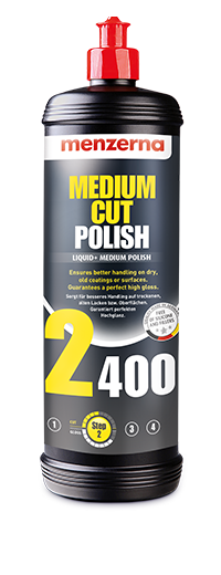 Load image into Gallery viewer, Menzerna Medium Cut Polish 2400