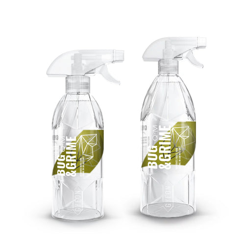 GYEON Bug & Grime Remover is a Powerful Cleaner that dissolves Bugs and Grime 400ml, 1000ml
