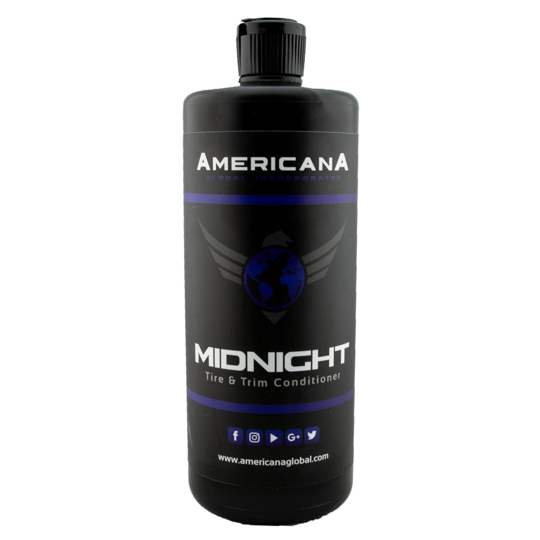 Americana Global Midnight Tire & Trim Conditioner