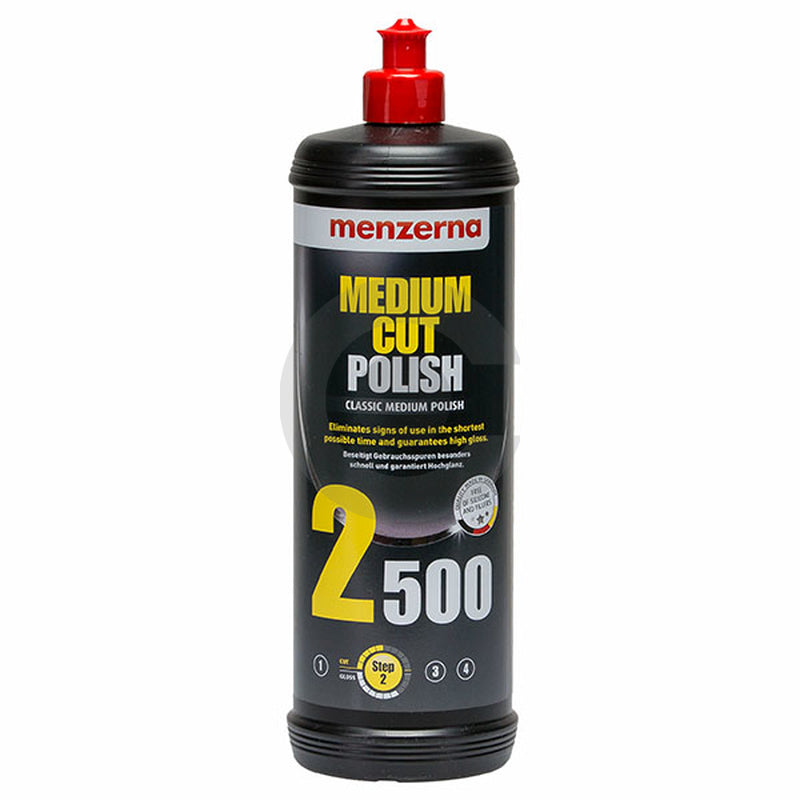 Load image into Gallery viewer, Menzerna Medium Cut Polish 2500