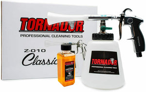 Tornador Z-010 Cleaning Gun Starter Kit with 2oz. Enzyme Cleaner