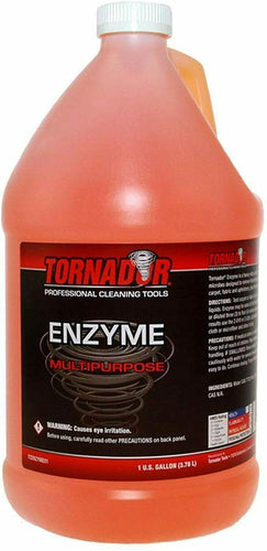Tornador Enzyme Concentrate Multi Purpose Cleaner Gallon