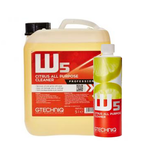 W5 Citrus All Purpose Cleaner