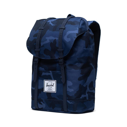 RETREAT 600D POLY PCT CAMO