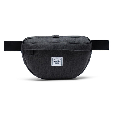 NINETEEN HIP PACK BLACK CROSSHATCH