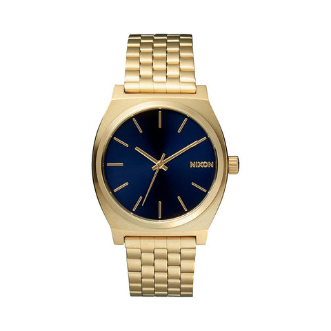 Time Teller All Lgt Gold/Cobalt