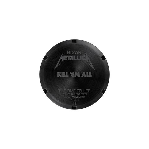 Time Teller Blk/Kill Em All