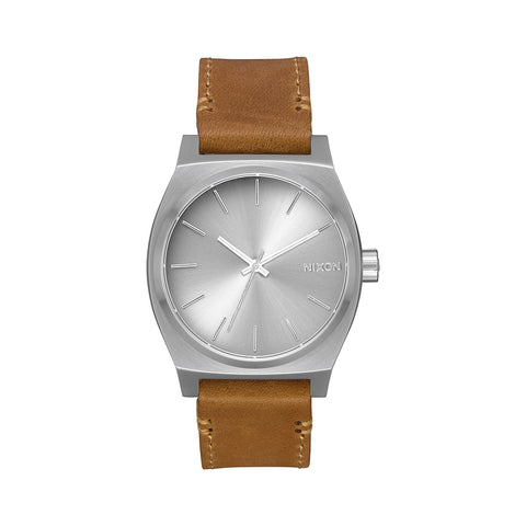 Time Teller Pack Silvr/Brn/Tan