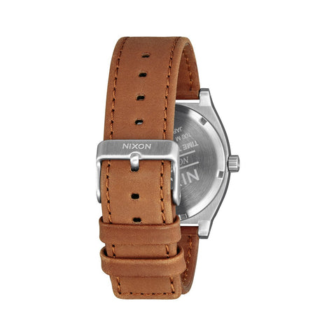 TimeTeller Deluxe Leather Sunray