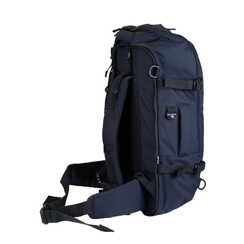 CabinZero ADV 42L - Adventure Cabin Backpack (Absolute Black)