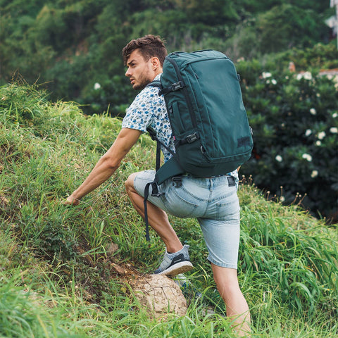 CabinZero ADV 42L - Adventure Cabin Backpack (Mossy Forest)