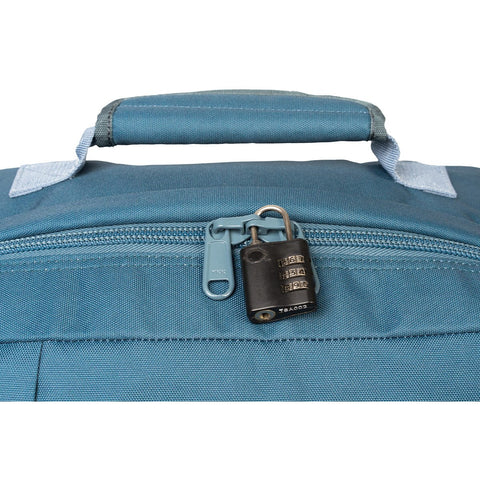 CabinZero Classic 44L - Travel Cabin Bag (Aruba Blue)