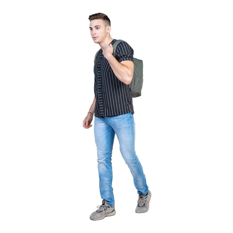 CabinZero Flight Backpack 12L (Georgian Khaki)