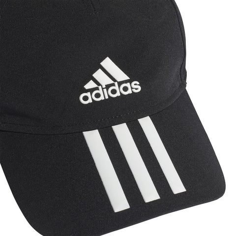 AEROREADY BASEBALL CAP 3S 4ATHLTS - BLACK