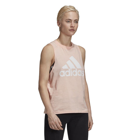 Womens Badge of Sport Cotton Tank Top