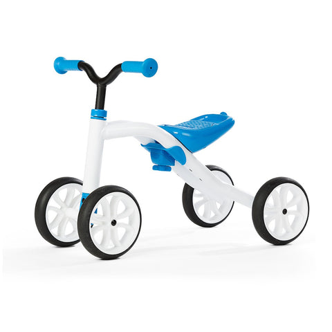Chillafish Quadie 4-Wheeler Ride-On Bike - Blue