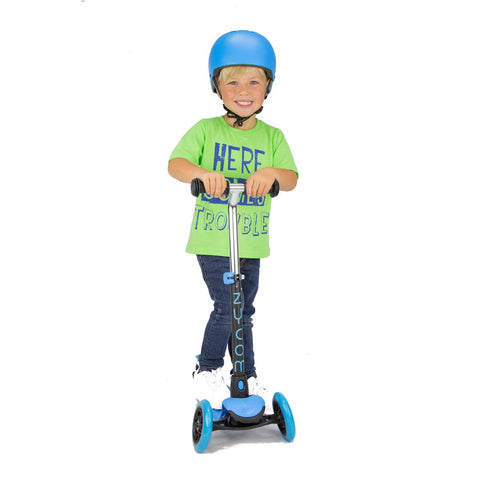 Zycom Zing 3-Wheels Scooter - Green