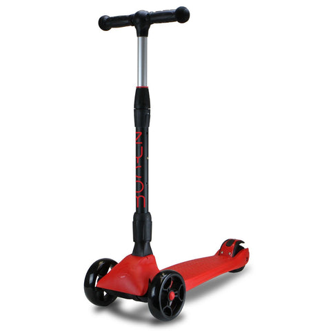 Zycom Zinger Foldable 3-Wheels Scooter - Red