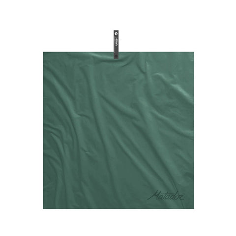 Matador NanoDry Towel - Small (Forest Green)