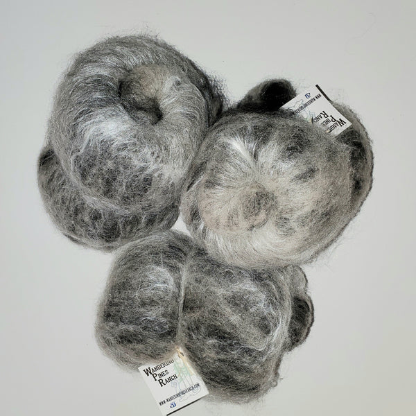 Mixed Fiber Batts