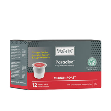 Paradiso Medium Keurig Compatible Pods
