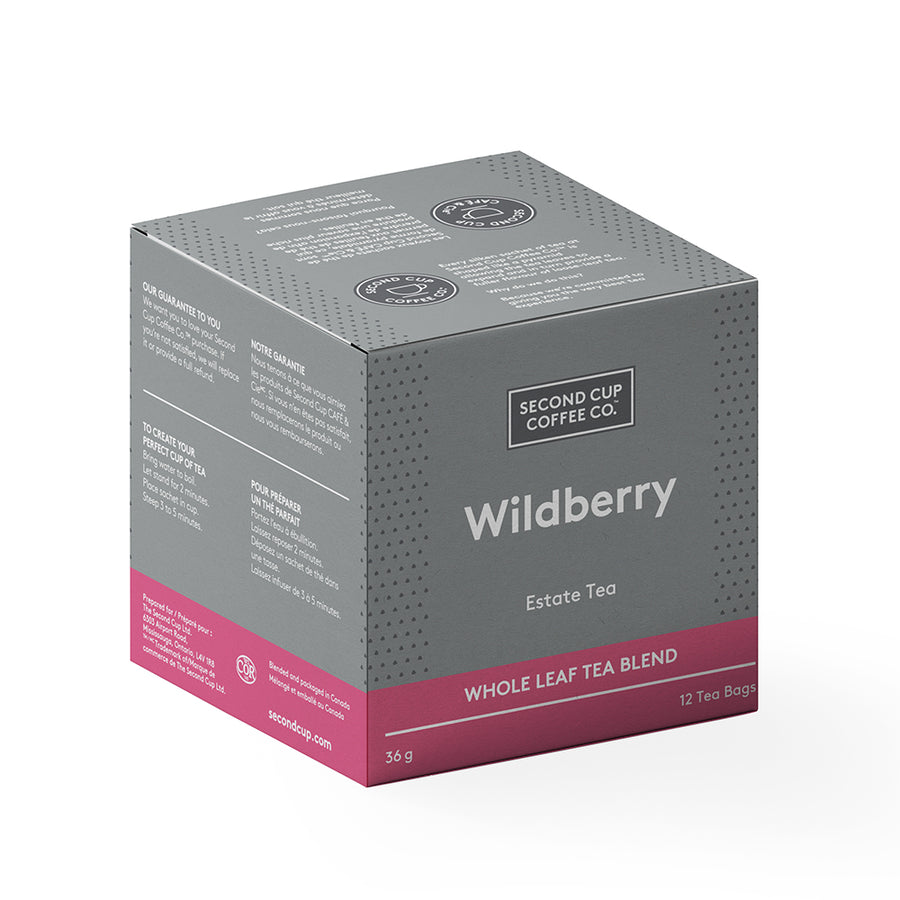 Wildberry Tea