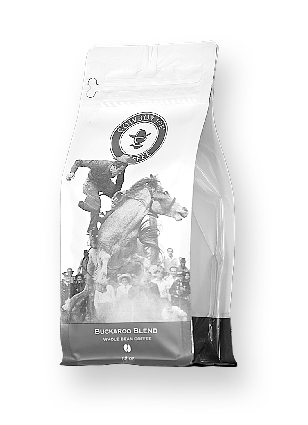 Buckaroo Blend 12oz. Whole Bean Coffee