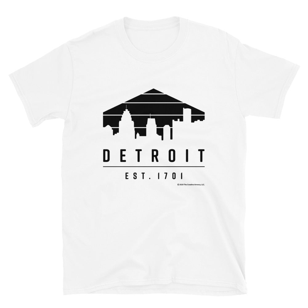 Detroit 1701 T-Shirt (White)