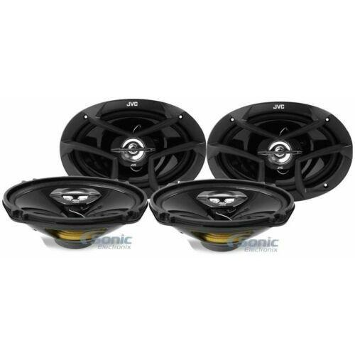 "4) JVC CS-J6930 6x9"" 1600 Watt 3-Way Car Audio Coaxial Speakers - Fix Or Cell Now Device Shop"