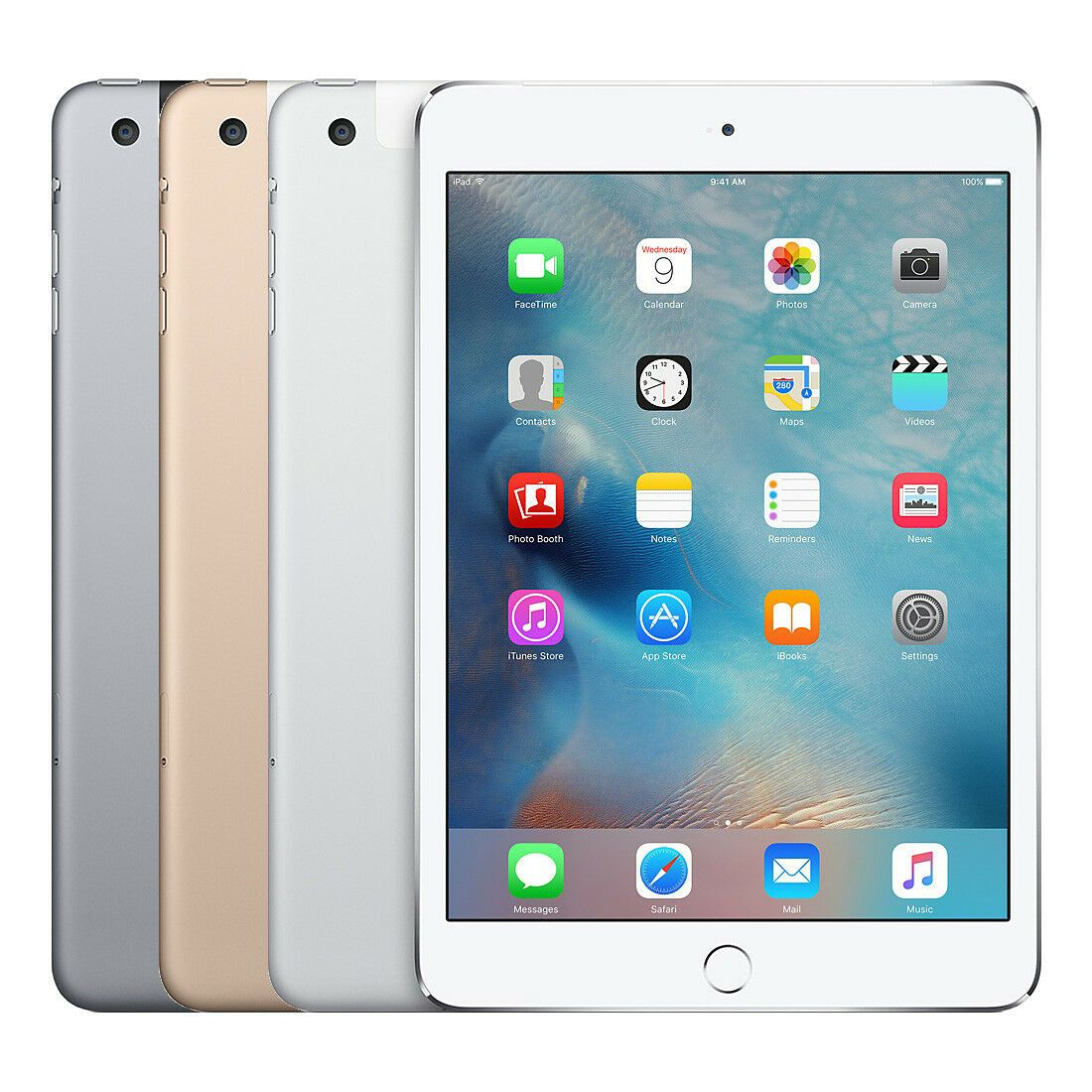 Apple iPad Mini 3 16GB iOS WiFi Cellular Verizon Wireless 3rd Generation Tablet - Fix Or Cell Now Device Shop