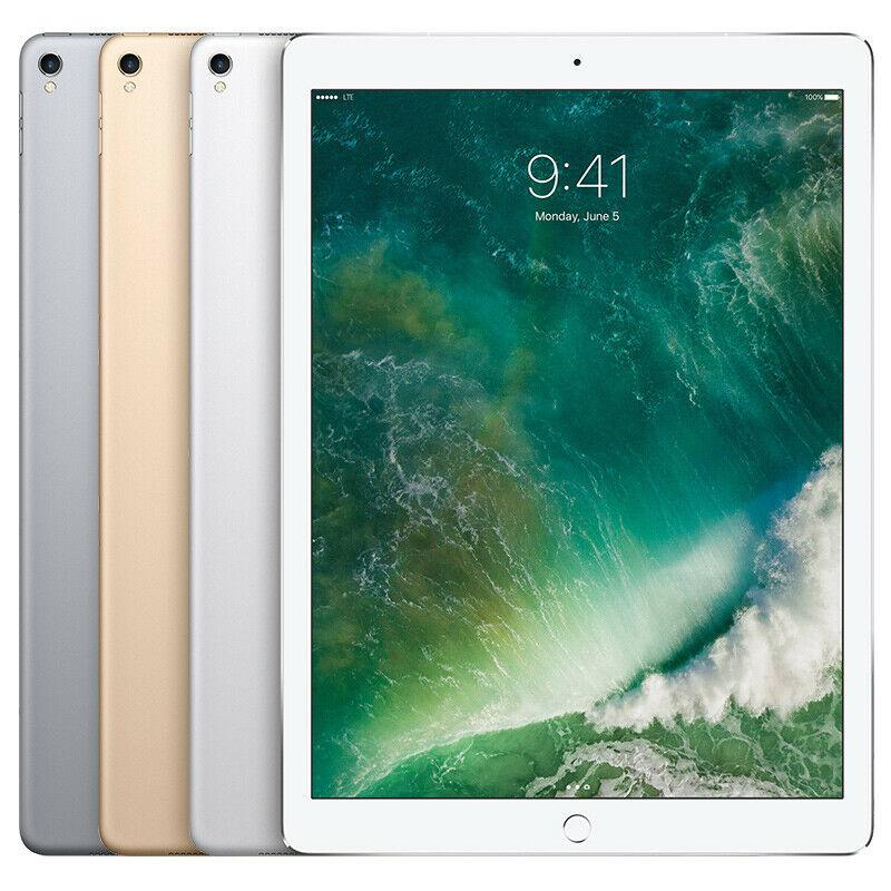 Apple iPad Pro 12.9 inch 256GB Factory Unlocked Tablet 2nd Generation - Fix Or Cell Now Device Shop