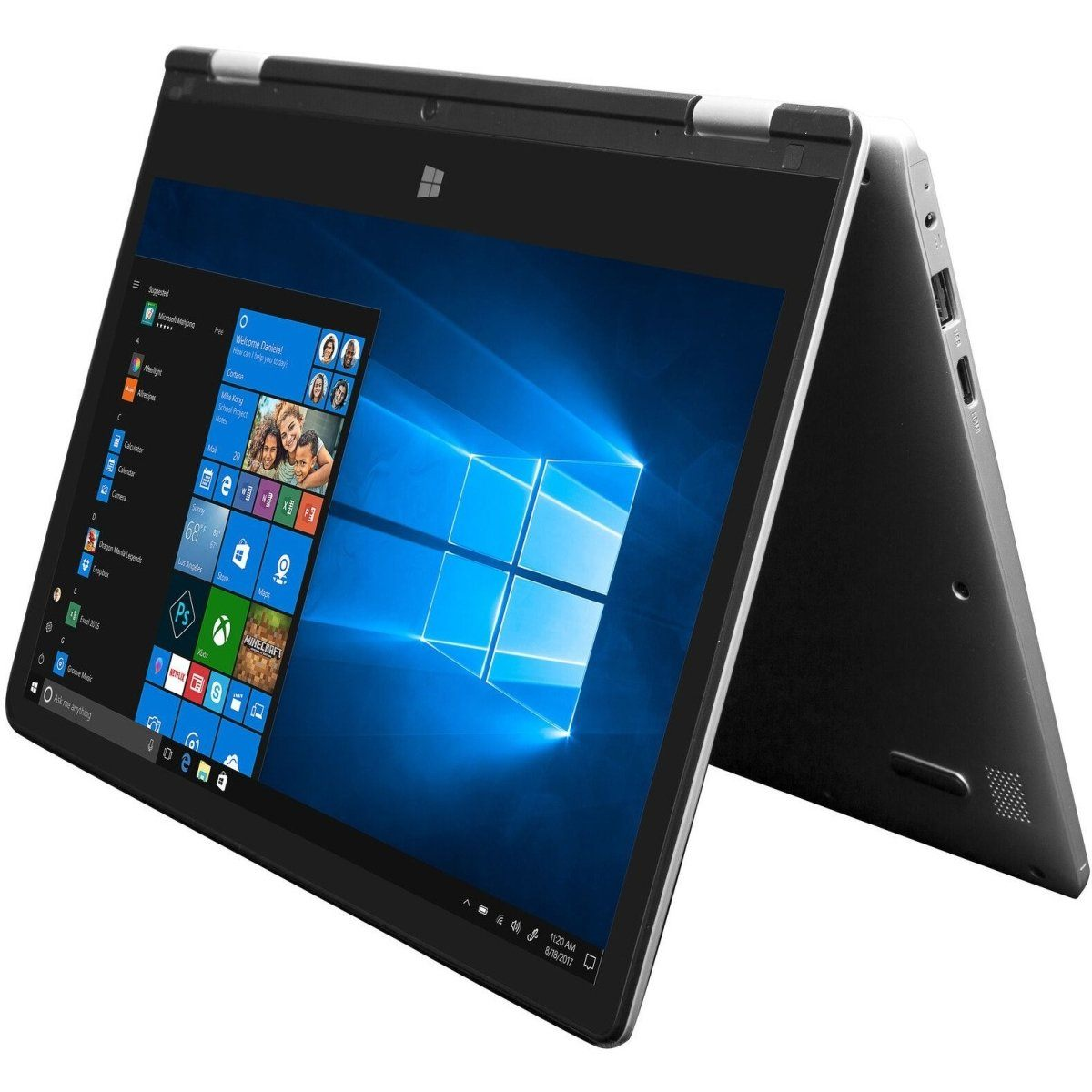 "11.6"" Convertible Touchscreen Laptop - Fix Or Cell Now Device Shop"