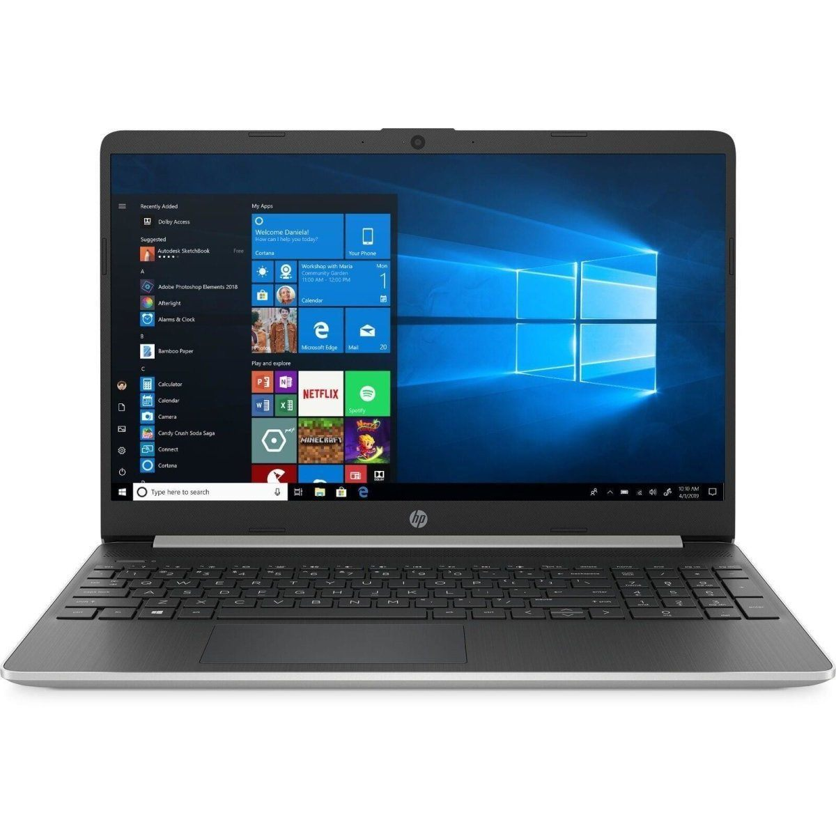 HP Laptop 15.6 inch HD Display Intel Core i3 - Fix Or Cell Now Device Shop