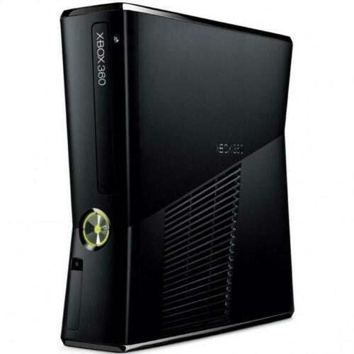 Microsoft Xbox 360 E S Model Replacement 4gb 250 320 500 Console Only Free Ship - Fix Or Cell Now Device Shop