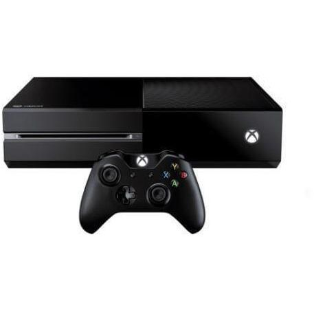 Microsoft Xbox One 500gb Black Console - Fix Or Cell Now Device Shop