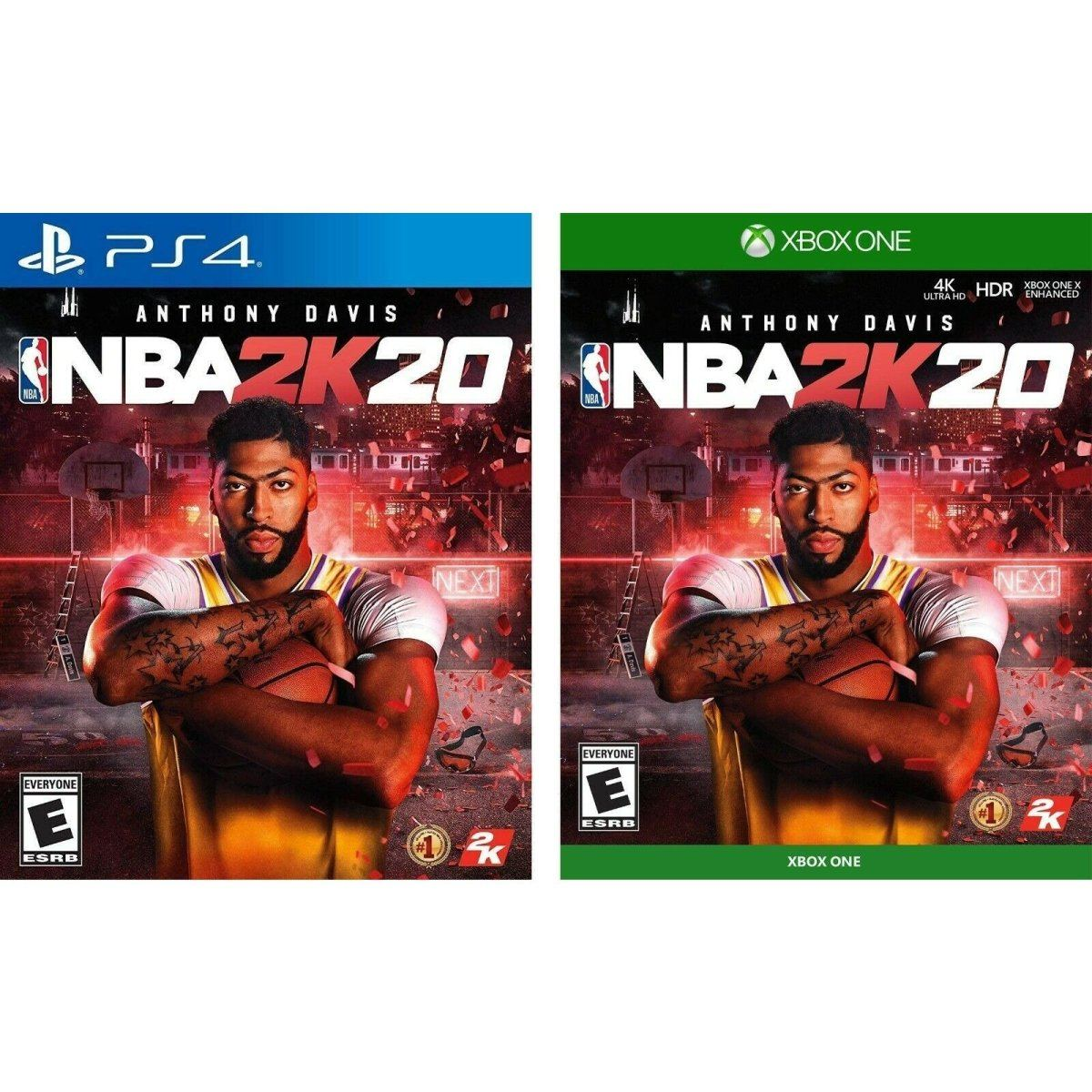 NBA 2K20 - PlayStation 4 or Xbox One - Fix Or Cell Now Device Shop