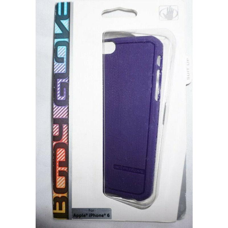 New OEM Body Glove Satin Grape Case For iPhone 6/6s - Fix Or Cell Now Device Shop