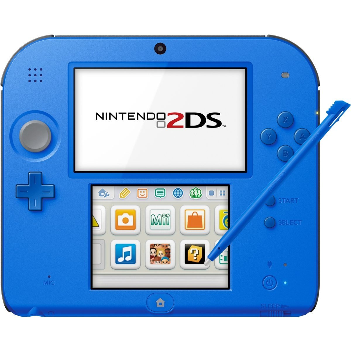 Nintendo 2DS (Electric Blue 2) - Fix Or Cell Now Device Shop
