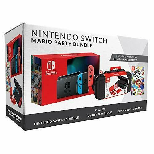 Nintendo Switch Mario Party Bundle - Fix Or Cell Now Device Shop
