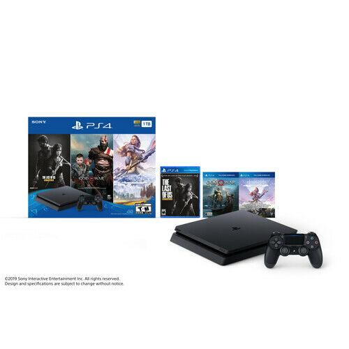 PlayStation 4 Slim 1TB Console - Fix Or Cell Now Device Shop