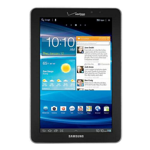 Samsung Galaxy Tab SCH-I815 - Fix Or Cell Now Device Shop