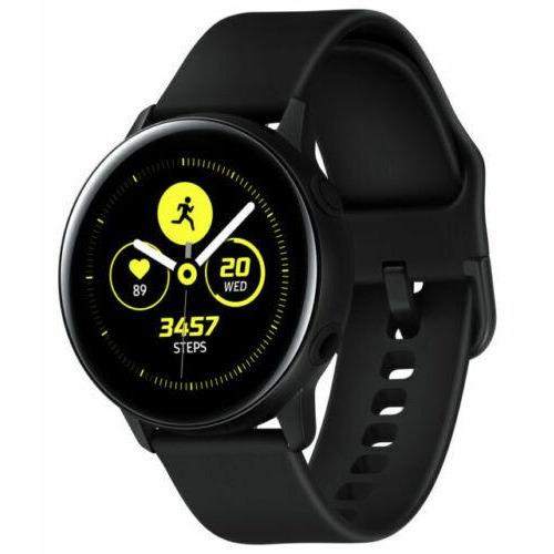 Samsung Galaxy Watch Active 40mm Black US (SM-R500NZKAXAR) - Fix Or Cell Now Device Shop