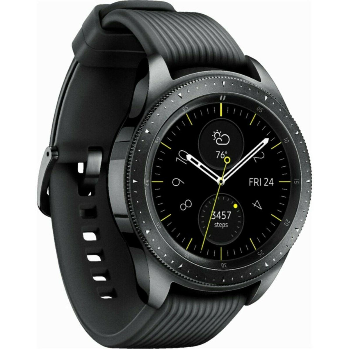 Samsung Galaxy Watch SM-R810 42mm (AT&T Unlocked) - Midnight Black - Fix Or Cell Now Device Shop