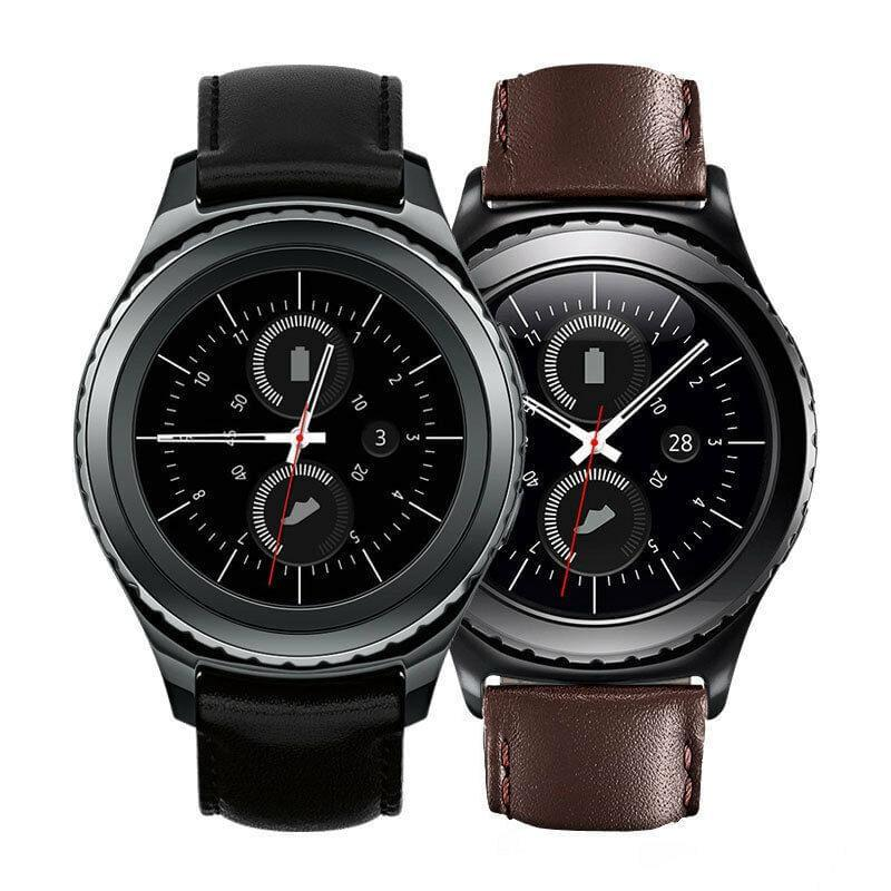 Samsung R735 SM-R735 Gear S2 classic Verizon Wireless Smart Watch - Fix Or Cell Now Device Shop