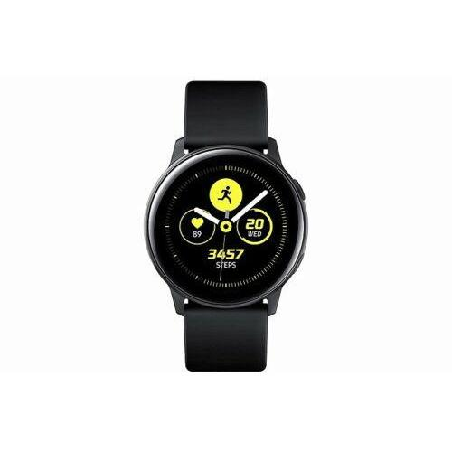Samsung SM-R500NZKAXAR Galaxy Watch Black - Fix Or Cell Now Device Shop