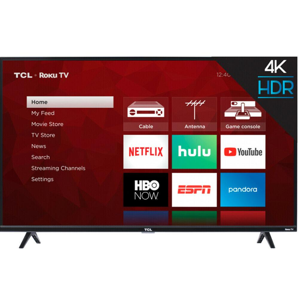 4-Series 4K TCL Roku TV - Fix Or Cell Now Device Shop