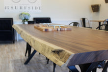 Load image into Gallery viewer, Live Edge Parota Dining Table